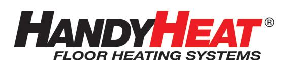 Shopping cart - Handy Heat logo